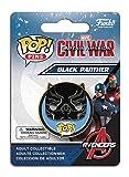 Funko - Pins Marvel - Civil War - Black Panther Pop 3cm - 0849803085131