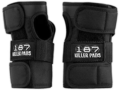 187 Killer Pads Wrist Guards, S