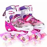 Renewed Children's Roller Skates