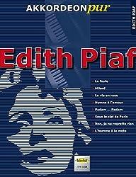 Edith Piaf: AKKORDEONpur bietet Spezialarrangements im mittleren Schwierigkeitsgrad