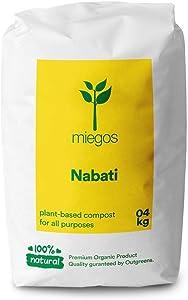 ميجوس نباتي ، 4 كجم