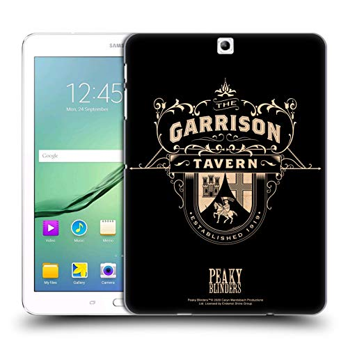 Head Case Designs Officially Licensed by Peaky Blinders Garrison Tavern Location Badges Hard Back Case Compatible with Samsung Galaxy Tab S2 9.7