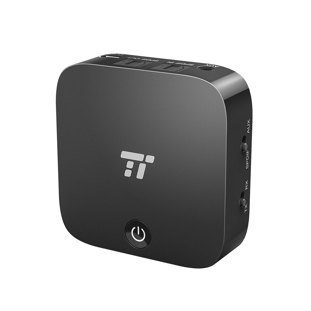 TaoTronics Bluetooth Transmitter Receiver Wireless