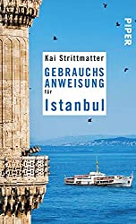 Cover des Buch Gebrauchsanweisung für Istanbul von Kai Strittmatter