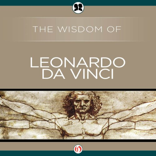 Wisdom of Leonardo da Vinci audiobook cover art