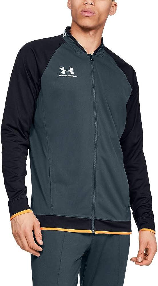 Under Armour Challenger III Jacket Veste de sport Homme Academy // Halo Gray L