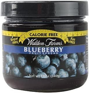Walden Farms Fruit Sprd Cf No Carb Bluebry