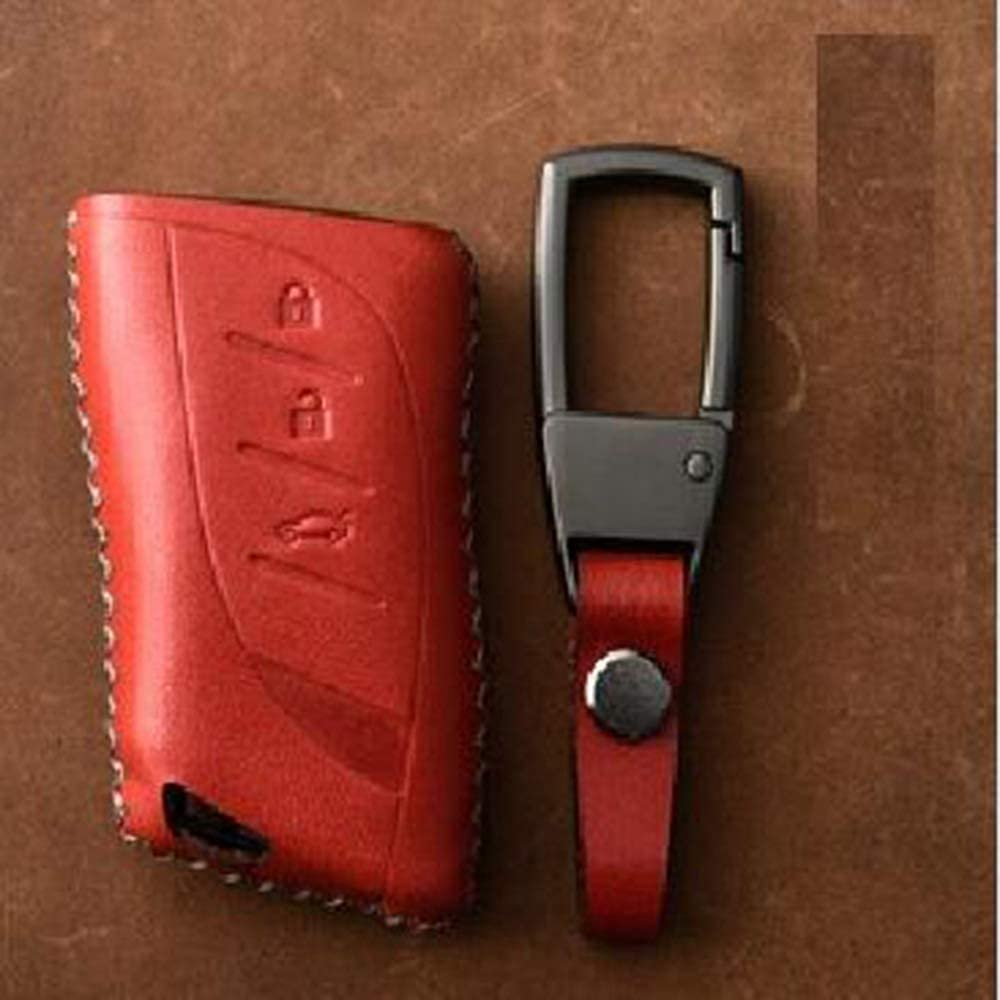 shopping Car San Francisco Mall Key Cover Leather Remote E for Case Lexus