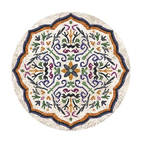 JCXOZ-alfombra Alfombra grande moderna de la alfombra de la alfombra de la alfombra y la alfombra de patio alfombra cubierta al aire libre para la sala de estar, dormitorio, patio, terraza, picnic, ca