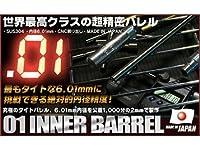 【PDI】01インナーバレル≪118mm / GLOCK 34 Long≫