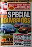 AUTO PLUS [No 574] du 07/09/1999 - NOUVEAUTES RENAULT AVANTIME AUDI A2 CITROEN SAXO...
