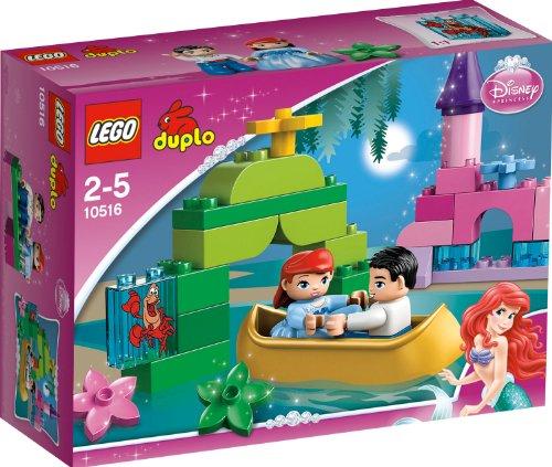 LEGO Duplo - Brand Princesas: El Barco mágico de Ariel (10516)