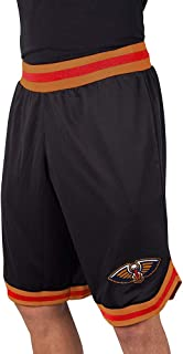 Ultra Game NBA Men's Basketball Active Woven Shorts