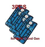 Rear Battery Door Back Cover Case Tape Adhesive Sticker for Motorola Moto X 2nd Gen XT1097 XT1096 XT1095