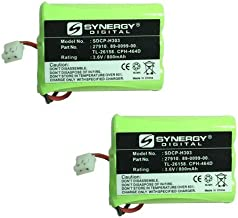 AT&T-Lucent SB67108 Cordless Phone Battery Combo-Pack includes: 2 x SDCP-H303 Batteries