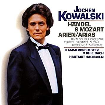 Handel & Mozart: Arien / Arias