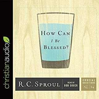 How Can I Be Blessed? audiobook cover art