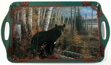 منتجات Motorhead 11بواسطة مقاس 18بوصة ملامين وجبة طعام ، تتميز Wild أجنحة مرخصة رسمي ً ا الأعمال الفنية الخاصة مع Bears بواسطة الفنان Michael sieve