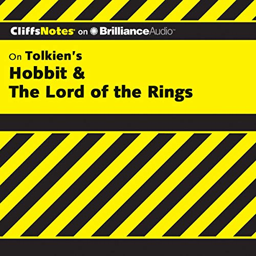 The Hobbit & The Lord of the Rings: CliffsNotes cover art