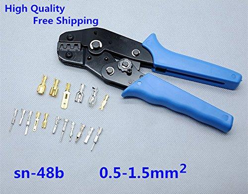 SN-48B Pince à sertir pour outils multifonctions 0,5–1,5 mm²