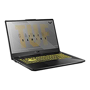 "ASUS TUF FA706II 17.3"" Full HD Gaming Laptop (AMD Ryzen 5 4600H, Nvidia GeForce GTX 1650Ti 4GB Graphics, 512G PCI-e SSD, 8GB RAM, Windows 10)"