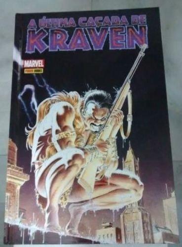 A Última Caçada de Kraven volume 2