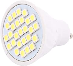 X-DREE 220V-240V GU10 LED Light 4W 5050 SMD 27 LEDs Spotlight Down Lamp Bulb Energy Saving Pure White (4dae65c0-a222-11e9-...