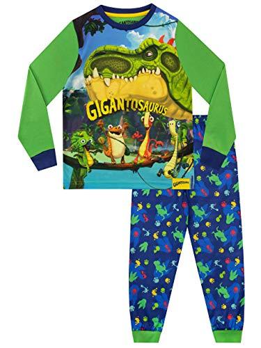 Gigantosaurus Pijamas para Niños Dinosaurio Multicolor 4-5 Años