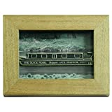 Unique gift for any canal or narrowboat enthusiast by The Metal Foundry Ltd. Have their name and their boat name on a solid brass canal boat plaque and mounted in a solid hardwood frame.