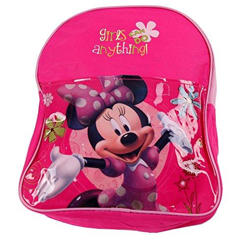 Kinderrucksack Disney Junior Backpack Rucksack Kinder Tasche (Minni Mouse)