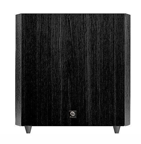 Boston Acoustics CS Sub 10 Aktiver 25 cm Subwoofer (100 Watt) schwarz
