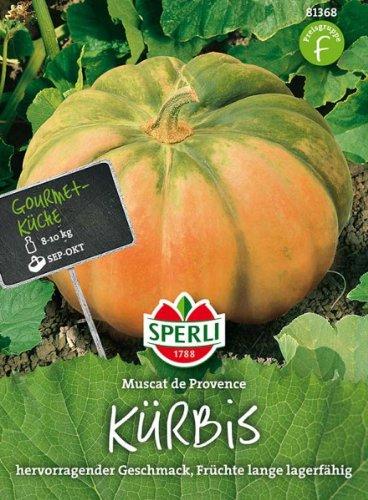 Sperli Kürbis Muscat de Provence