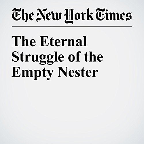 The Eternal Struggle of the Empty Nester cover art