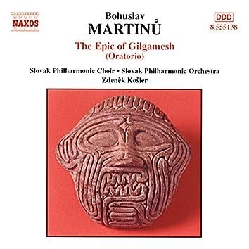 Martinu: Epic of Gilgamesh (The)