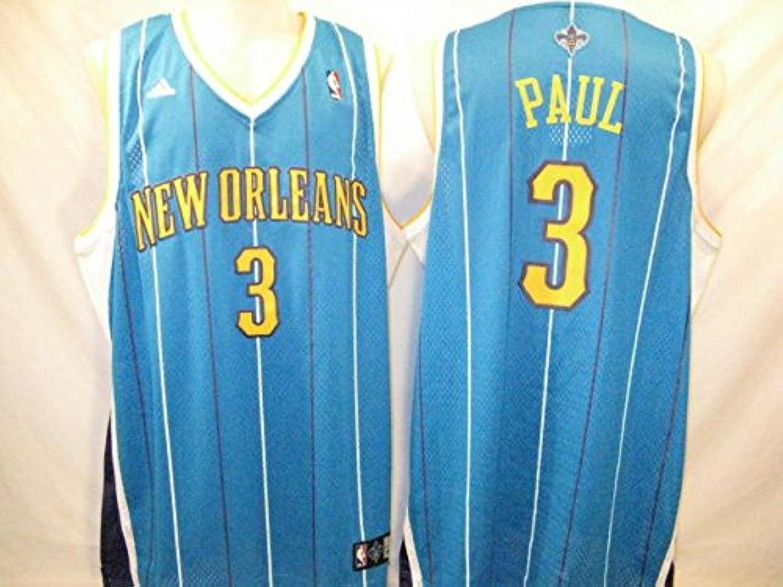 Chris Paul Orleans Hornets Teal 2XL Adidas Swingman Throwback Jersey