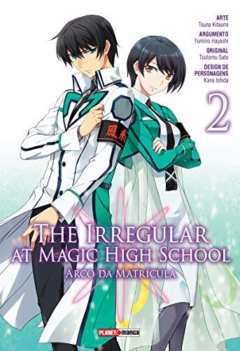 The Irregular at Magic High School. Arco da Matrícula - Volume 2