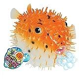 Bath Squirts - Pez Globo de Deluxebase. Animales Juguetes de baño con Chorro para niños y niñas. Ideal para Jugar en el Agua.