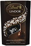 Lindt Lindor Bombones de Chocolate Negro 60% Cacao - 2 Paquetes de 200 gr - Total: 400 gr