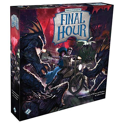 Arkham Horror: Final Hour Jogo de Tabuleiro