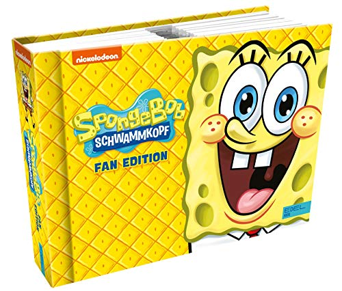 SpongeBob Schwammkopf - Fan-Edition - Die Original-Hörspiele zur TV-Serie (Limited Edition) - 72 Folgen auf 12 CDs - (exklusiv bei Amazon.de)