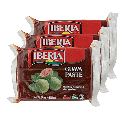 Iberia Guava Paste,14 Ounce (Pack of 3)