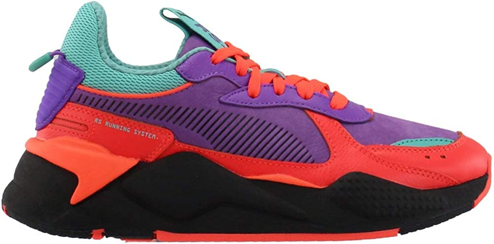 PUMA Kids Girls Rs-X Claw Lace Up Sneakers Shoes Casual - Multi