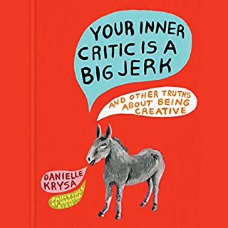 Your Inner Critic Is a Big Jerk cover art