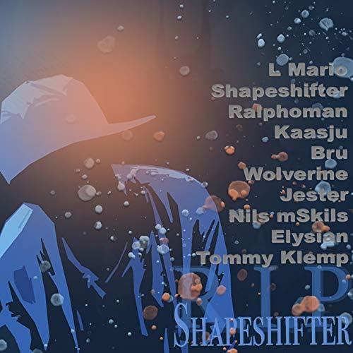 Espen Nesta Beats feat. Ralphoman, Kaasju, Bru, Wolverine, Jester, Nils m/ Skils, Elysian, Tommy Klemp, The Shapeshifter & L Mario