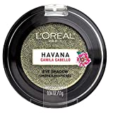 L'Oréal Paris Ombretto Cremoso Extra-pigmentato, Havana Eye Shadow Hot Havana, Havana Camila Cabello Limited Edition, Verde