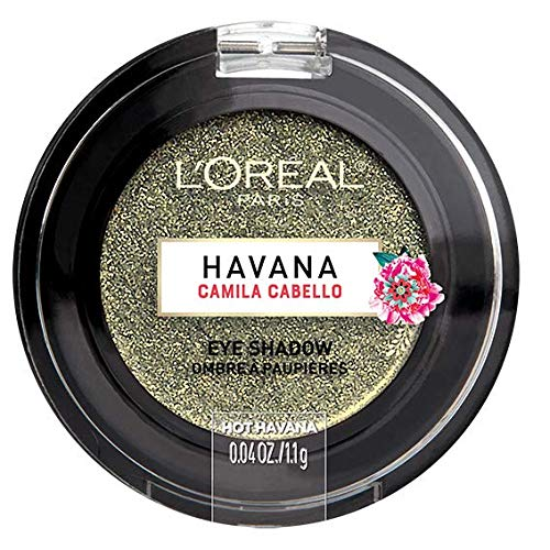 L'Oréal Paris Camila Cabello Dream-It Lidschatten 02 Hot havana ultra-deckender