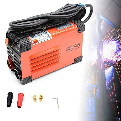 Mini Inverter Schweißgerät YUNRUX Handheld Elektrodenschweißgerät mit Schweißhelm IGBT Profi Elektroden Schweißmaschine Schweißinverter 160A Zubehör 50/60 Hz