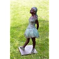 Large Bronze Sculpture Little Fourteen