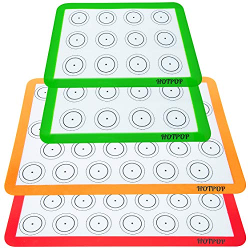 Our #1 Pick is the Velesco Silicone Baking Mat