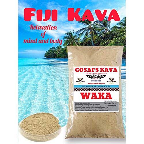 Fiji Kava/Premium Product of Savusavu/Farm to You/Nobel Kava/1lb/Waka/Pounded Fresh/Delivered Fast/Quality Product/Fiji's Best/Gosai's Brand